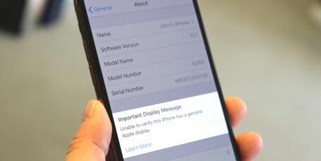 Kjøpe brukt iPhone? Sjekk dette