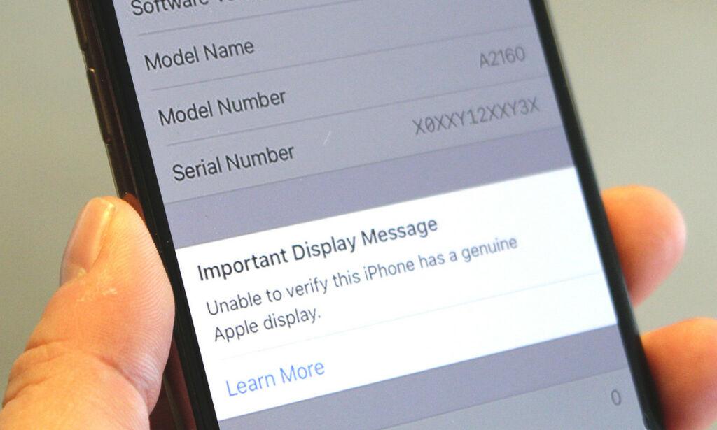 image: Kjøpe brukt iPhone? Sjekk dette!