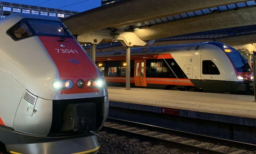 image: – Må bli ståplasser i rushtrafikken