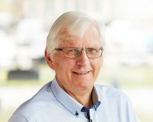 DAGLIG LEDER: Kåre Lunde hos Hyundai-forhandler Brennes Auto i Østfold. Foto: Brennes Auto