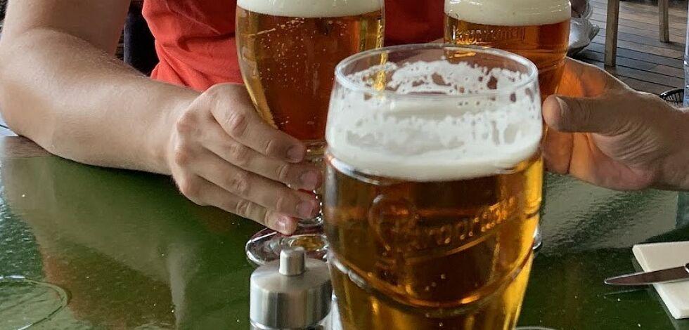 image: Kabinansatte vil bremse alkoholsalget på norske flyplasser
