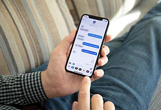 Nytt mobilnummer ga tilgang til en annen persons Messenger