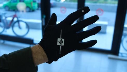 HOLD HENDENE VARME: En lett hanske er alt som skal til for å holde hendene varme om høsten. Foto: Martin Kynningsrud Størbu