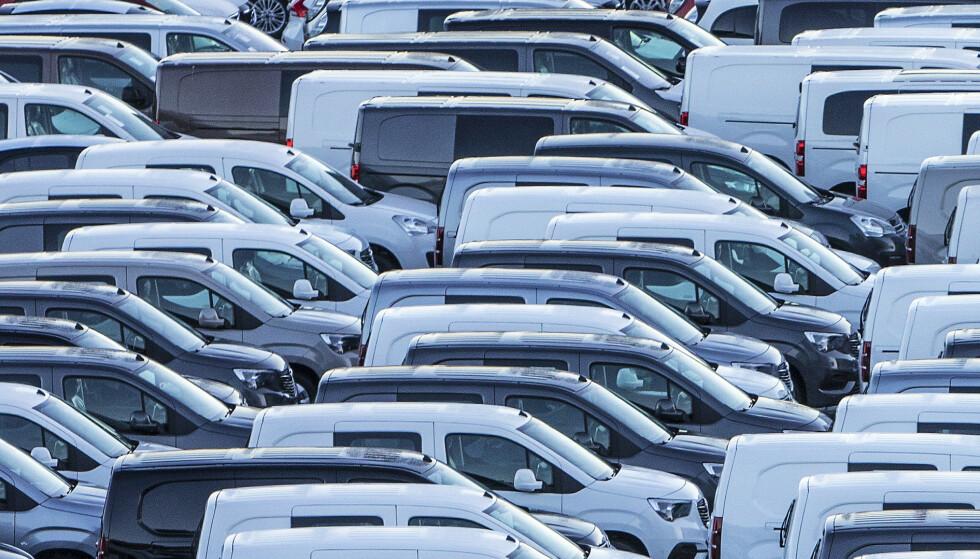 POPULÆRT: Elbilsalget i september utgjorde godt over halvparten av nybilsalget. Foto: Ola Berg-Rusten/NTB Scanpix.
