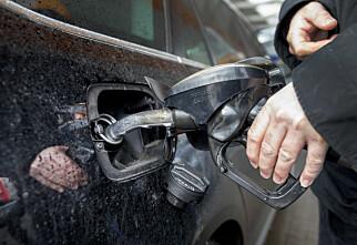 Full avgift på biodrivstoff