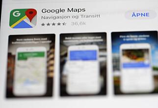 Nå kan du være anonym i Googles kartjeneste