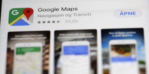 image: Nå kan du være anonym i Googles kartjeneste