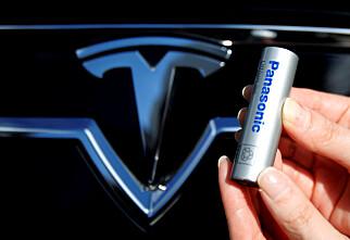 Varsler ekstreme Tesla-batterier