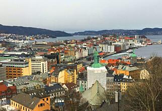 Her bor Norges hissigste og mest sindige sjåfører