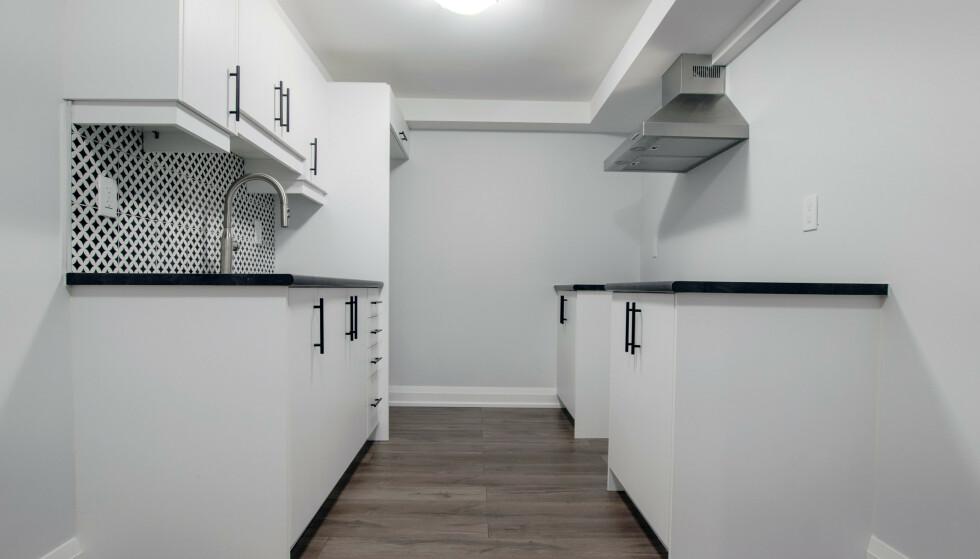 UTLEIEBOLIG? Mange lager en leilighet i boligen, som i en kjeller, til utleie. Men husk godkjenning før du får tak i leieboere - og pass på skattereglene. Foto: NTB Scanpix