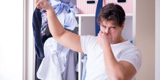 image: Stinker det i garderoben?