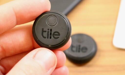 SELVKLEBENDE: TIle Sticker er vanntett og kan festes på det meste. Foto: Kirsti Østvang