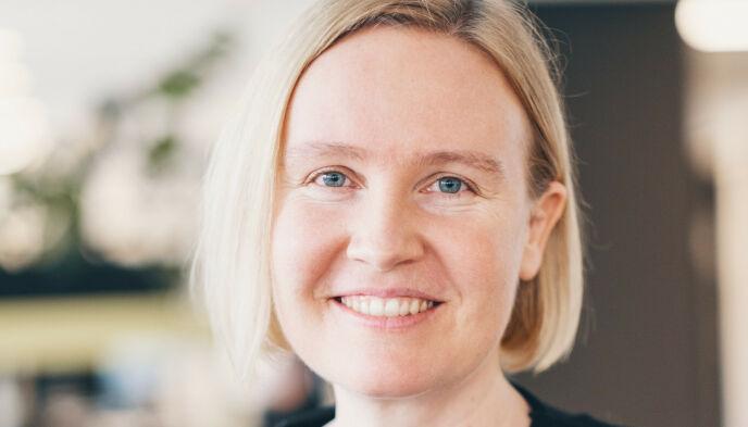 Unni Berge er kommunikasjonssjef i Elbilforeningen.