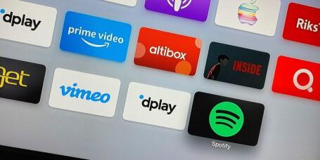 Nå kan du bruke Spotify på Apple TV