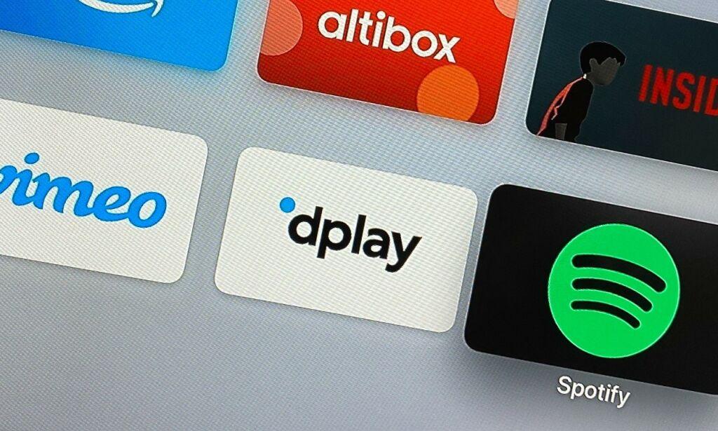 image: Spotify lanseres på Apple TV