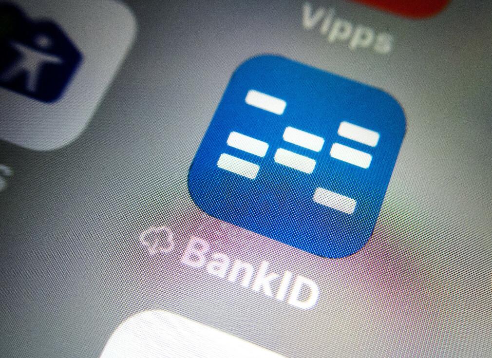 - IKKE LOGG PÅ: Bankkunder lures til å logge på en fiktiv side av nettbanken med BankID. Svindlerne logger seg da på den virkelige banksiden - og tapper kontoen din. Foto: NTB scanpix