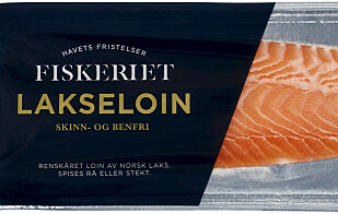 TILBAKEKALLES: Også Fiskeriet Lakseloin produsert 3. oktober tilbakekalles. Foto: NTB Scanpix
