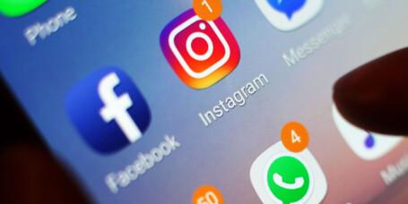 Nå gjemmer Instagram likes