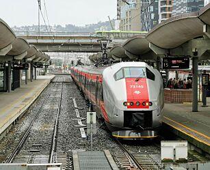 image: Streik lammer kollektivtrafikken