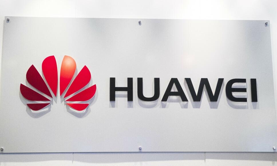 GRØNT LYS: Nå ser det ut til at enkelte amerikanske selskaper snart får handle med Huawei igjen. Foto: Terje Pedersen / NTB Scanpix