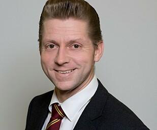 Jørgen Næsje (Frp), statssekretær i Finansdepartementet. Foto: Rune Kongsro