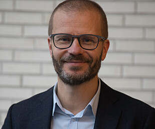 Dag Are Børrersen, kommunikasjonsdirektør i Help. Foto: Help
