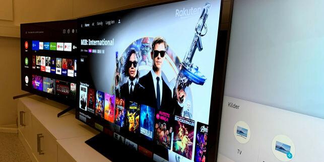 image: TV-test: LED, OLED eller QLED?