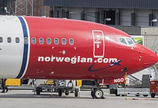 Norwegian kutter ut alle flyginger fra Torp