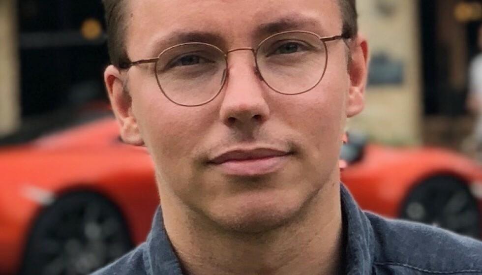 Morten Moum er kommunikasjonssjef for Audi, Skoda og Seat i Norge.