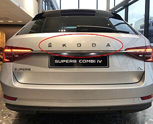 image: Skodas første ladbare bil