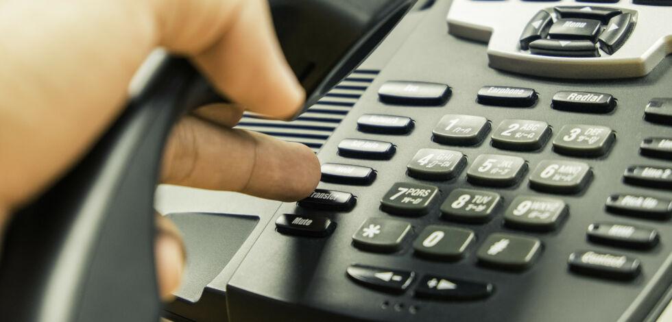 image: Det kan bli slutt på lokale telefonnumre