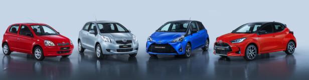 Toyota med ny, viktig modell