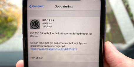 Nå må du oppdatere iPhone - igjen