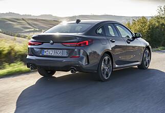 Helt ny BMW