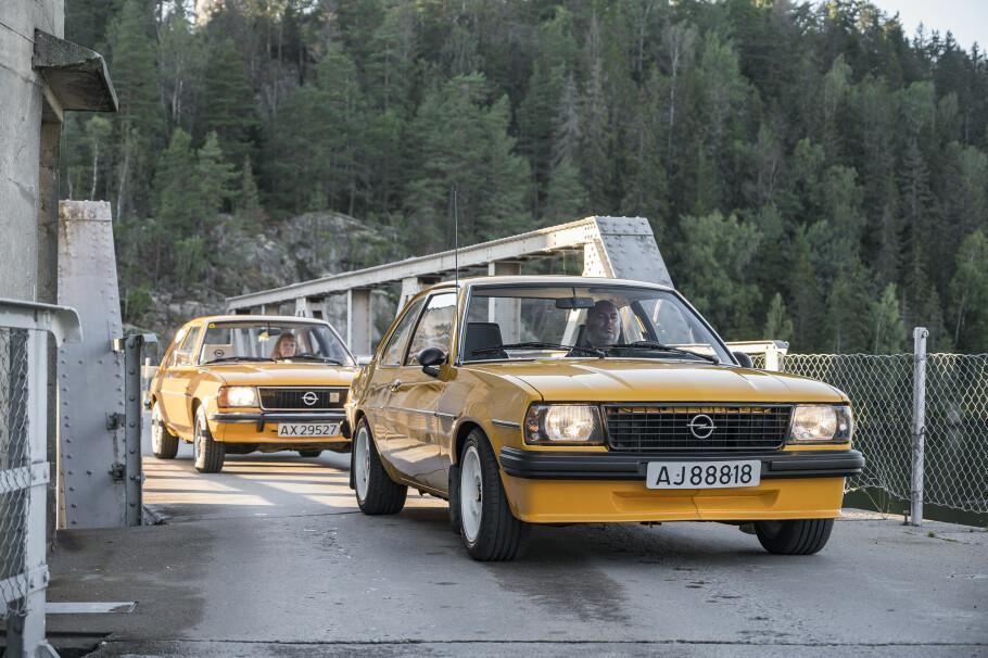 Bilene som ikke provoserer noen!