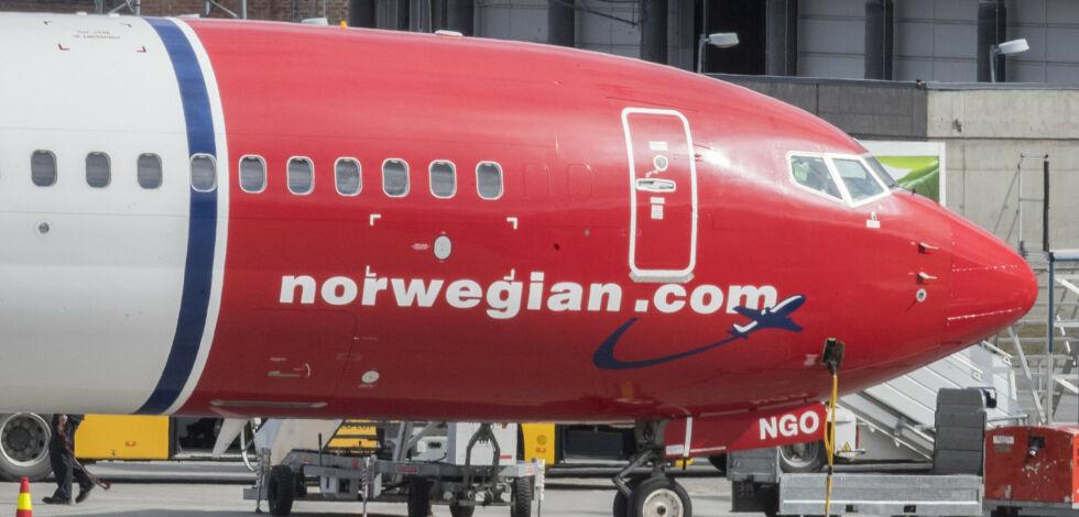 image: Norwegian inngår samarbeid med amerikansk lavprisselskap