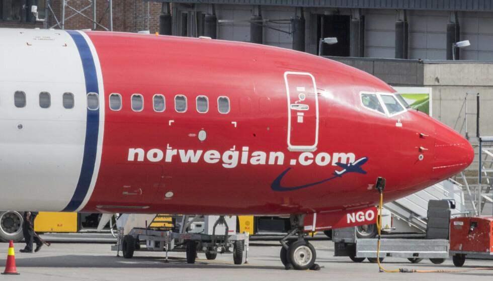 SATSER I AMERIKA: Norwegian og Jet Blue inngår intensjonsavtale. Foto: Vidar Ruud/NTB Scanpix.