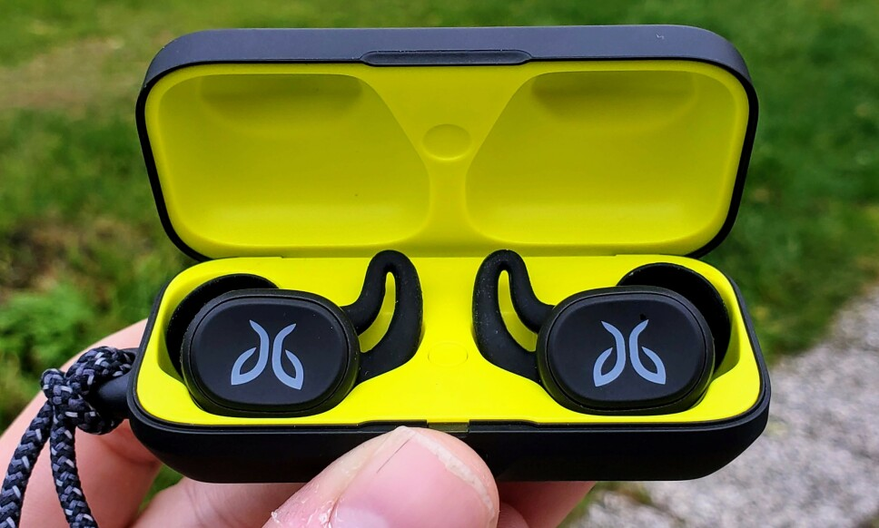 SVÆRT GODE: Jaybird Vista er et soleklart anbefalt produkt fra vår side. Foto: Pål Joakim Pollen