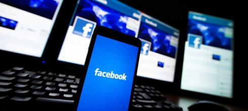 Politiet patruljerte på Facebook – fem bøtelagt