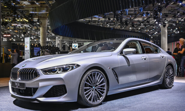 <strong>BMW 8-SERIE:</strong> Pris fra: Ikke fastsatt. Foto: Jamieson Pothecary