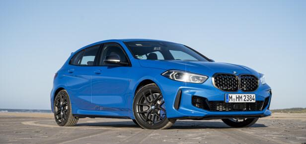 BMW 1-SERIE. Pris fra: 326.000 kroner. Foto: Jamieson Pothecary