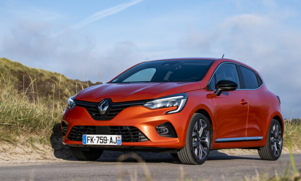 <strong>RENAULT CLIO:</strong> Pris ikke fastsatt. Foto: Jamieson Pothecary
