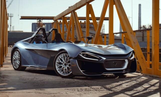 INDIVIDUELT: Kundene kan i stor grad spesifisere hvordan deres individuelle kjøretøy skal være. Foto: Kinetik Automotive