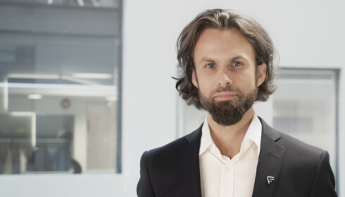 Thomas Iversen, juridisk seniorrådgiver i Forbrukerrådet.