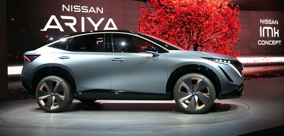 image: Nissan Leafs storebror