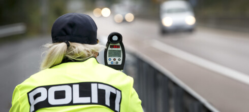 Flere fartsbøter på norske veier i år – menn er verstingene