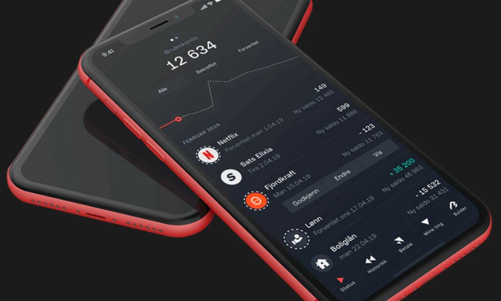 UNIKT: Bulder Bank er et nytt konsept fra Sparebanken Vest som er app-basert og gir kundene automatisk rentekutt når belåningsgraden deres synker. Foto: Bulder bank