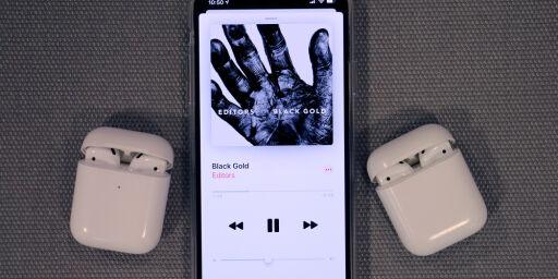 image: Slik kan du bruke to par hodetelefoner med samme iPhone