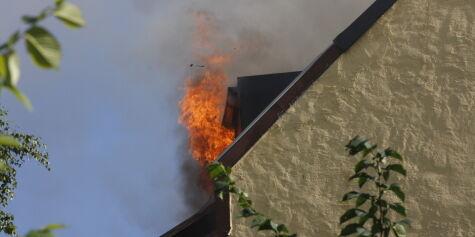 image: Bør ha brannøvelsen hvert år, men nesten ingen gjør det