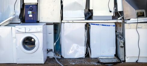 Elkjøp vil stanse tyveri av elavfall – innfører 24 timers overvåking